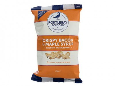 ESW Portlebay Bacon Maple Syrup Popcorn