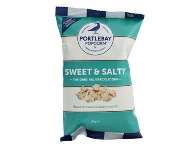 ESW Portlebay Popcorn dulce sarat